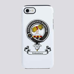 Badge-Robertson [Elgin/Fife] iPhone 7 Tough Case